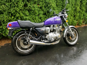1979 Suzuki GS850 Old School Cool