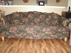Matching Love Seat and Sofa