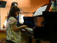 Piano Lessons -Summer-