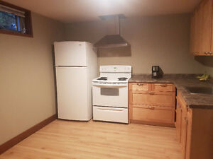 Renovated Basement Suite Available For Rent