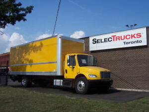 2012 FREIGHTLINER G LICENCE - FACTORY WARRANTY AVAILABLE