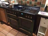 Range master 110 gas cooker