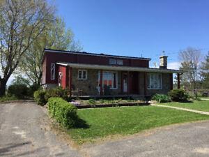 House and farm for sale , Verchères, Montérégie