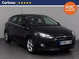 2014 FORD FOCUS 1.6 125 Zetec Navigator 5dr Powershift