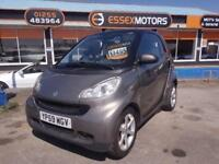 2009 Smart Fortwo 0.8 CDI Pulse Coupe 2dr Diesel Automatic (86 g/km, 54