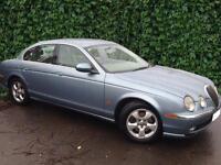 2002 Jaguar S-Type 2.5 V6 SE 4dr