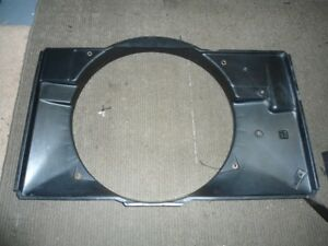 1992 93 94 95 96 97 Lexus SC400 1UZFE Engine Cooling Fan Shroud