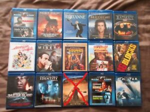 Lot de Films Blu-ray