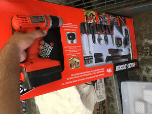 Black and Decker Kit Value of $130