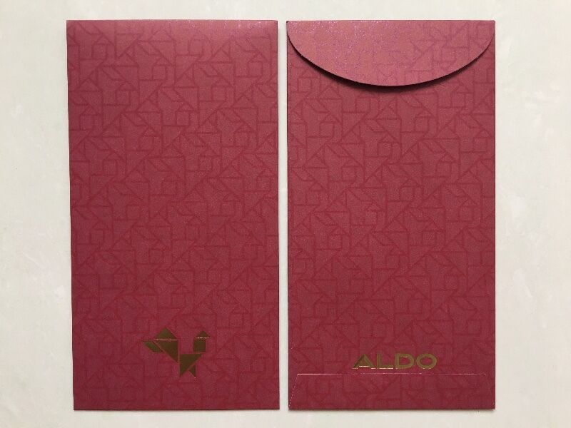 ALDO red packets