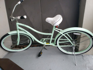 Woman's Capix Cruising Bike For Sale - never used