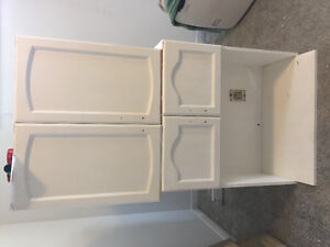 Kitchen Cabinets and Under Counter Cabinet