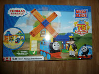 Ensemble Thomas & Friends Mega Bloks Thomas at the Windmill