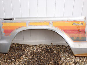 73-79 Ford front fenders (2L-1R)