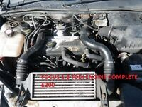 FORD FOCUS 1.8 TDDI ENGINE COMPLETE WITH PUMP AND INJECTORS £195