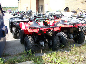 YAMAHA & SUZUKI ATV ALL SIZES & COLORS
