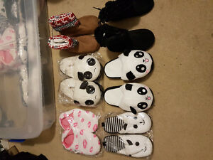 Super Cute, Really Comfy, Warm Slippers London Ontario image 3
