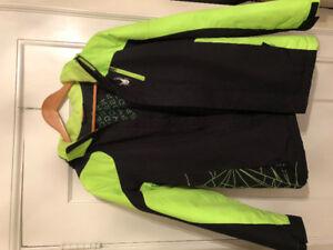 Boys Spyder ski jacket. Size 18/20. New