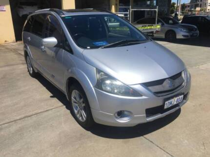 2006 Mitsubishi Grandis VR-X 7 Seater Wagon Beaconsfield Fremantle Area Preview