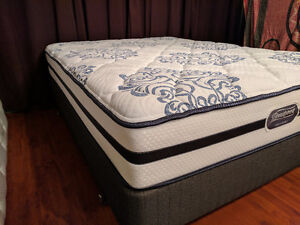 Beautyrest Recharge Pocket Coil Firm Mattress  Includes Del 20km
