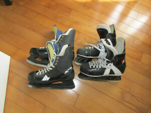 Boys skates size 9 and 10