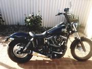 2017 Harley Davidson Dyna Street Bob FXDB $27,000 ONO Joondalup Joondalup Area Preview