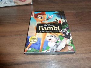 Walt Disney's Bambi 2 disc Special Edition DVD Gatineau Ottawa / Gatineau Area image 1