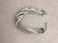 Topshop silver necklace