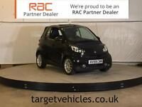 2009 SMART FORTWO 1.0 ( 84bhp ) AUTO PASSION ~CONVERTIBLE~RAC WARRANTY~