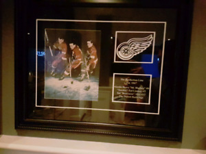 autographed hockey items for sale