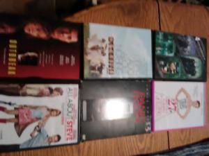 Movies.  /$2 each