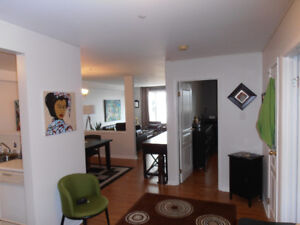 Large 1 Bedroom Halifax Waterfront for August or September
