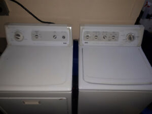 Kenmore Elite washer and dryer in good working condition