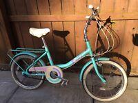 Raleigh and vindec 1980s kids bikes