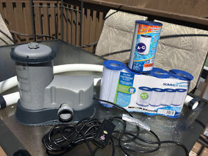 Flowclear Pool  Filter Pump (Above ground pool)