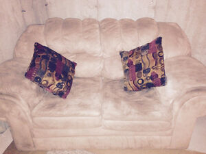 2 Recliners & matching Loveseat St. John's Newfoundland image 2