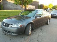Nissan Altima 2005 2.5S - Clean and Economic