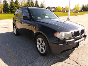 2004 BMW X3 M Package PANO 6 Speed Manual
