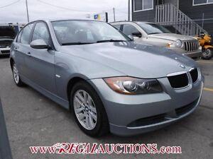 2006 BMW 3 SERIES 325I 4D SEDAN