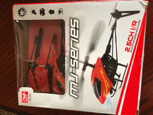 HELICOPTER DRONE REALLY FLIES BRAND NEW $15
