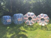 Knocker Soccer - Bubble Zorb ball sports