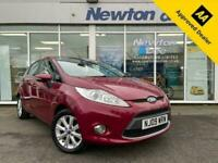 2009 Ford Fiesta 1.2 ZETEC 5d 81 BHP Hatchback Petrol Manual