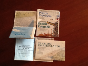 The Making of  Canada – VINTAGE MAPS