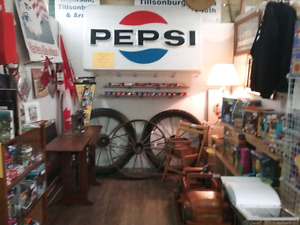 Last day Cabin Fever sale 10-50%off One of a kind antique mall
