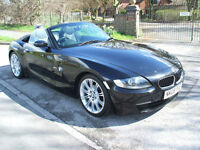 BMW Z4 2.0i 6 SPEED SPORT ROADSTER FULL BLACK HEATED LEATHER