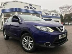 2014 Nissan QASHQAI ACENTA DIG-T SMART VISION Manual Hatchback