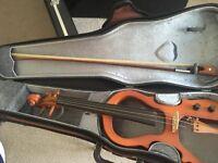 BNIB Yamada Electric Violin
