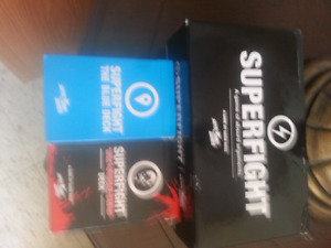 Superfight and 2 expansions