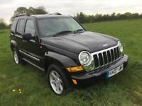 Jeep Cherokee 2.8TD ( 161bhp ) 4X4 Auto Limited A Lovely Low Mileage Example