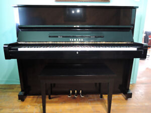 Piano Yamaha U1, accord et transport inclus